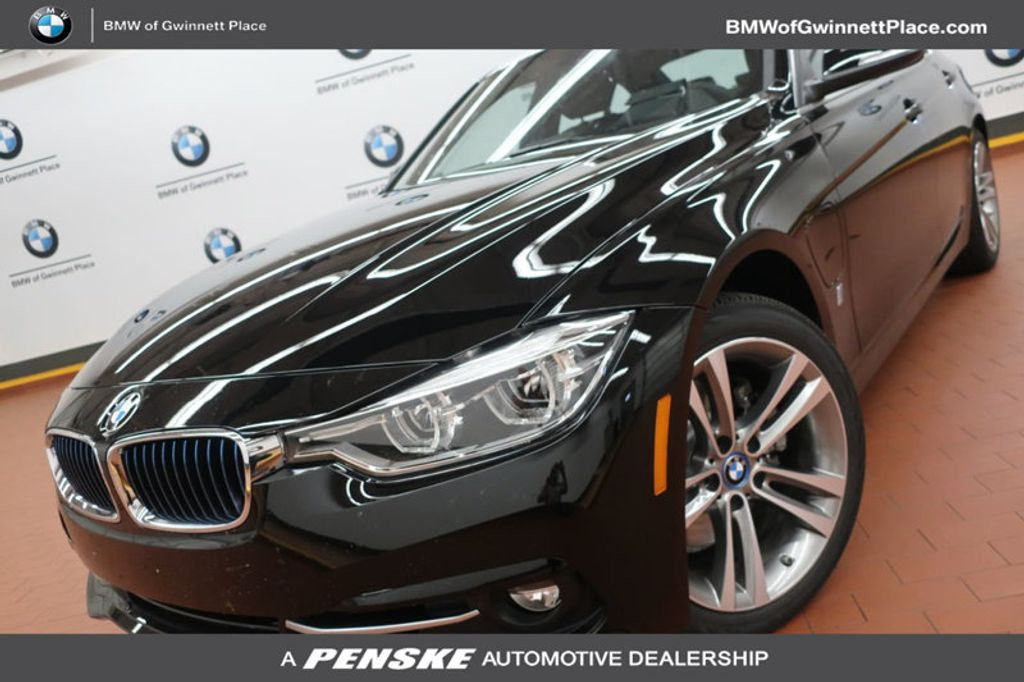 2018 BMW 3 Series 330e iPerformance Plug-In Hybrid - 18137135 - 0