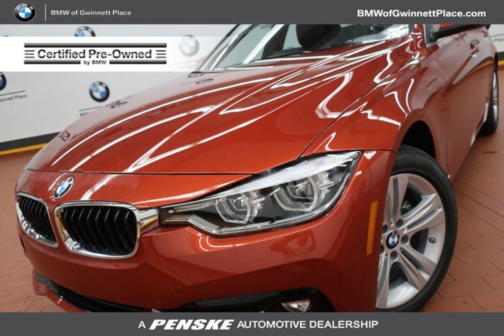 2018 BMW 3 Series 330i - 16727817 - 0