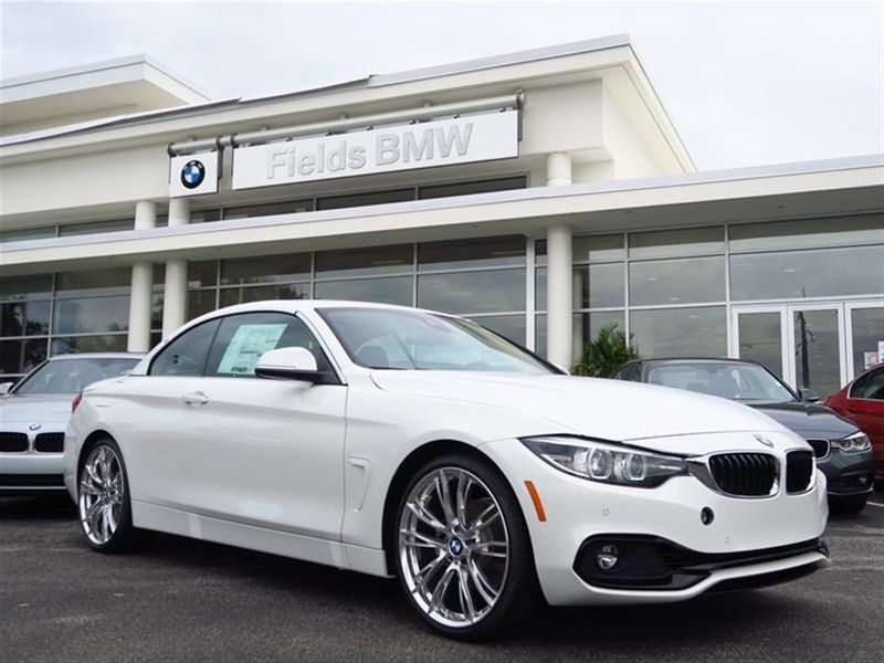2018 BMW 4 Series 430i Convertible Not Specified - WBA4Z1C54JEC72088 - 0