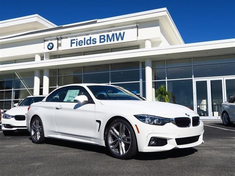 2018 BMW 4 Series 430i Convertible Not Specified - WBA4Z1C58JEC71784 - 0