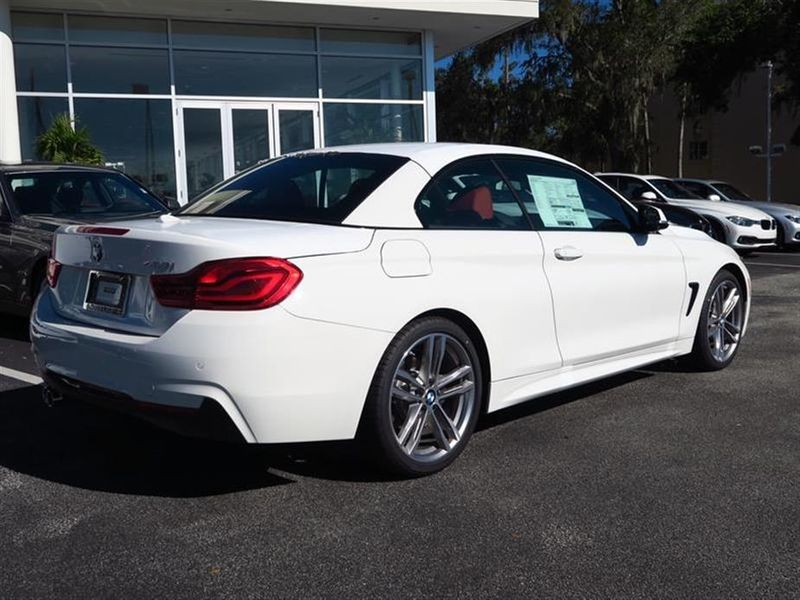 2018 BMW 4 Series 430i Convertible Not Specified - WBA4Z1C58JEC71784 - 2