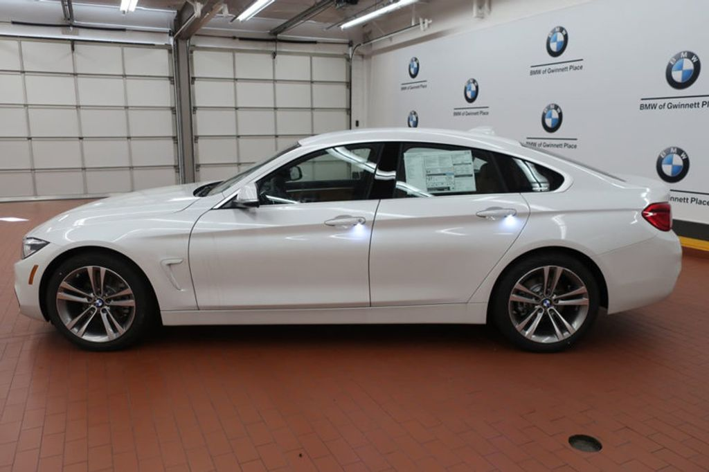 2018 BMW 4 Series 430I GC 4DR SDN 430I GC SULV - 17195413 - 1