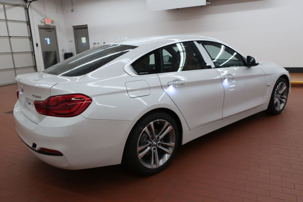 2018 BMW 4 Series 430I GC 4DR SDN 430I GC SULV - 17195413 - 3