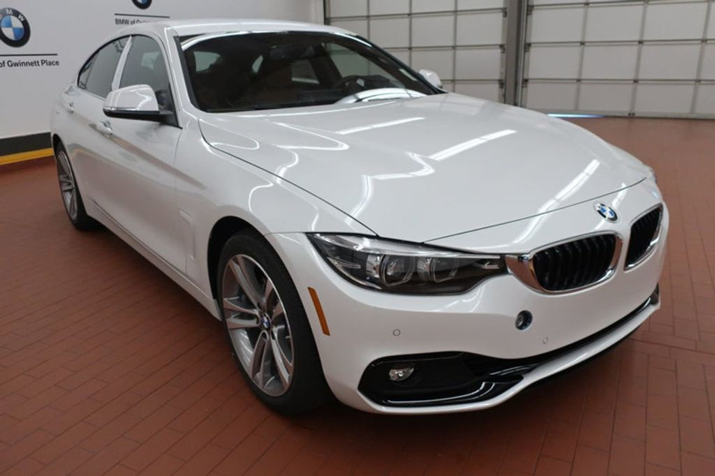 2018 BMW 4 Series 430I GC 4DR SDN 430I GC SULV - 17195413 - 5