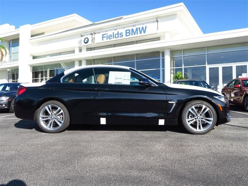 2018 BMW 4 Series 430i xDrive Convertible Not Specified - WBA4Z3C58JEC57573 - 1