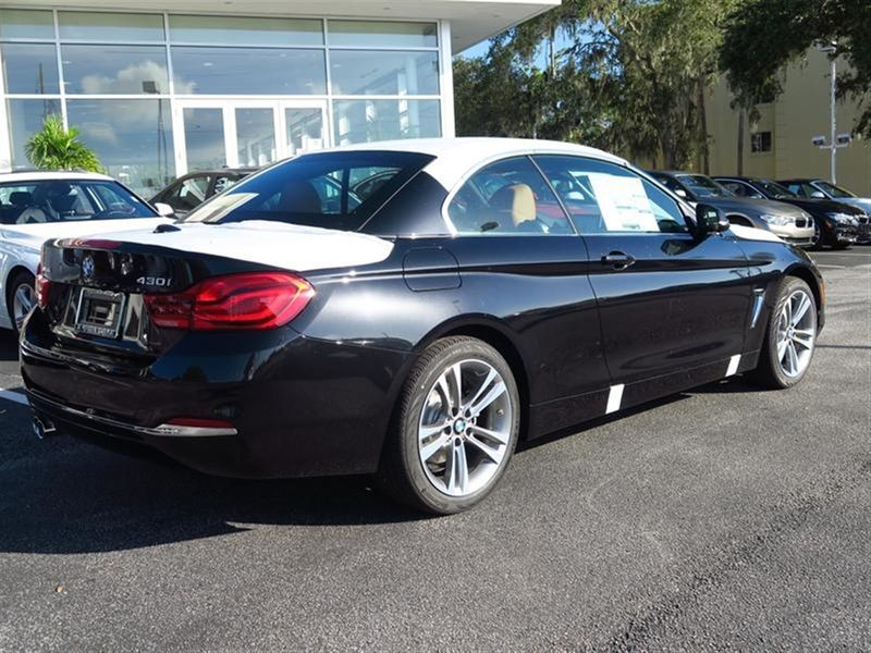 2018 BMW 4 Series 430i xDrive Convertible Not Specified - WBA4Z3C58JEC57573 - 2