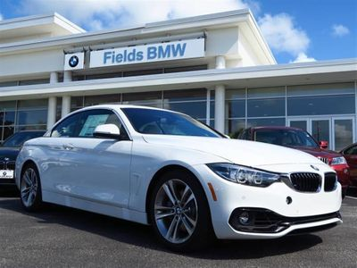 2018 BMW 4 Series - WBA4Z5C57JEA32931