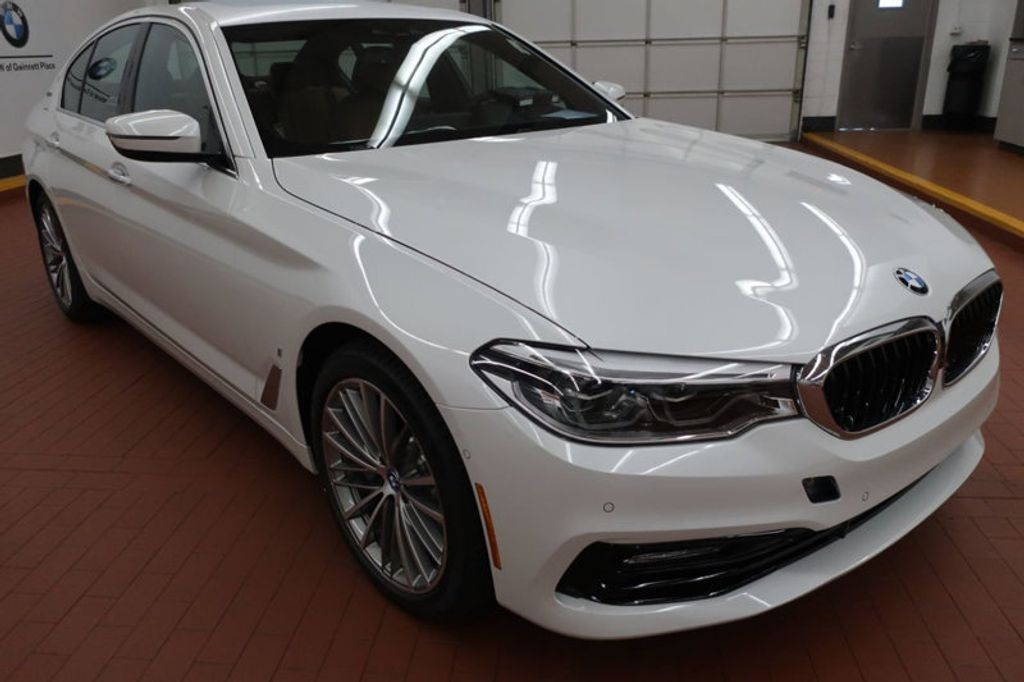 2018 BMW 5 Series 530e iPerformance Plug-In Hybrid - 17860061 - 8