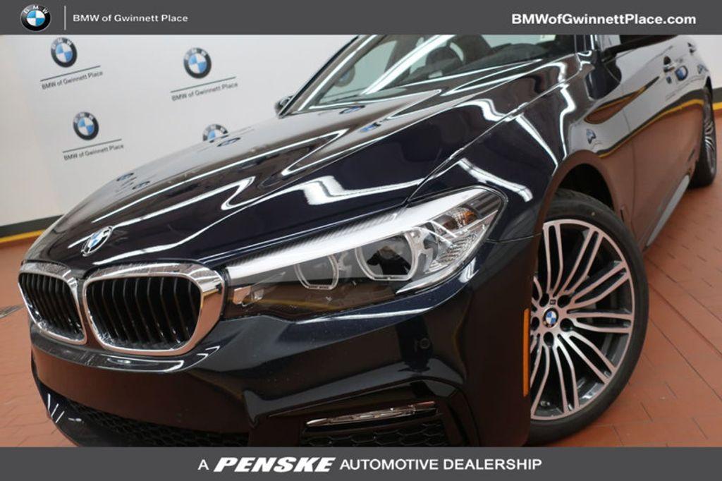 2018 BMW 5 Series 540i - 17118094 - 0