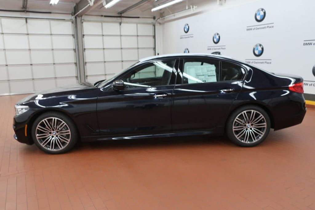 2018 BMW 5 Series 540i - 17118094 - 1