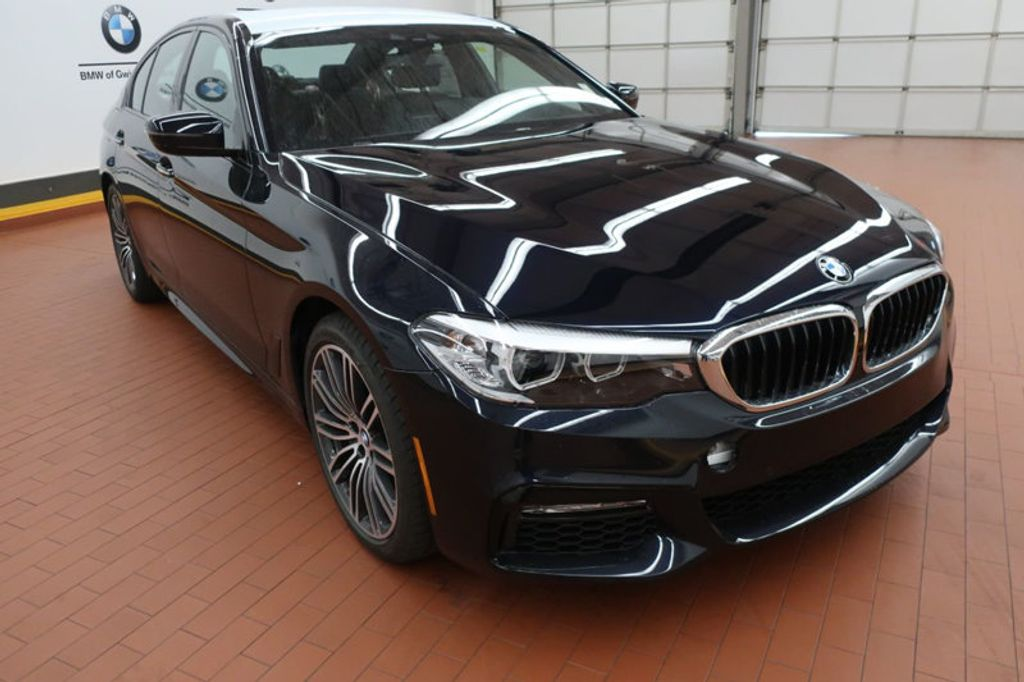 2018 BMW 5 Series 540i - 17118094 - 5