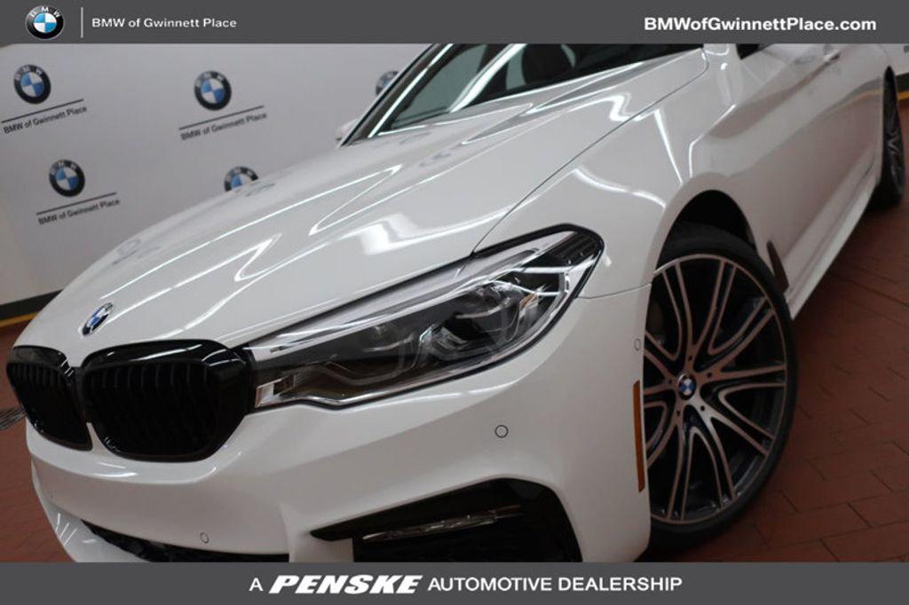 2018 BMW 5 Series 540i - 17208755 - 0