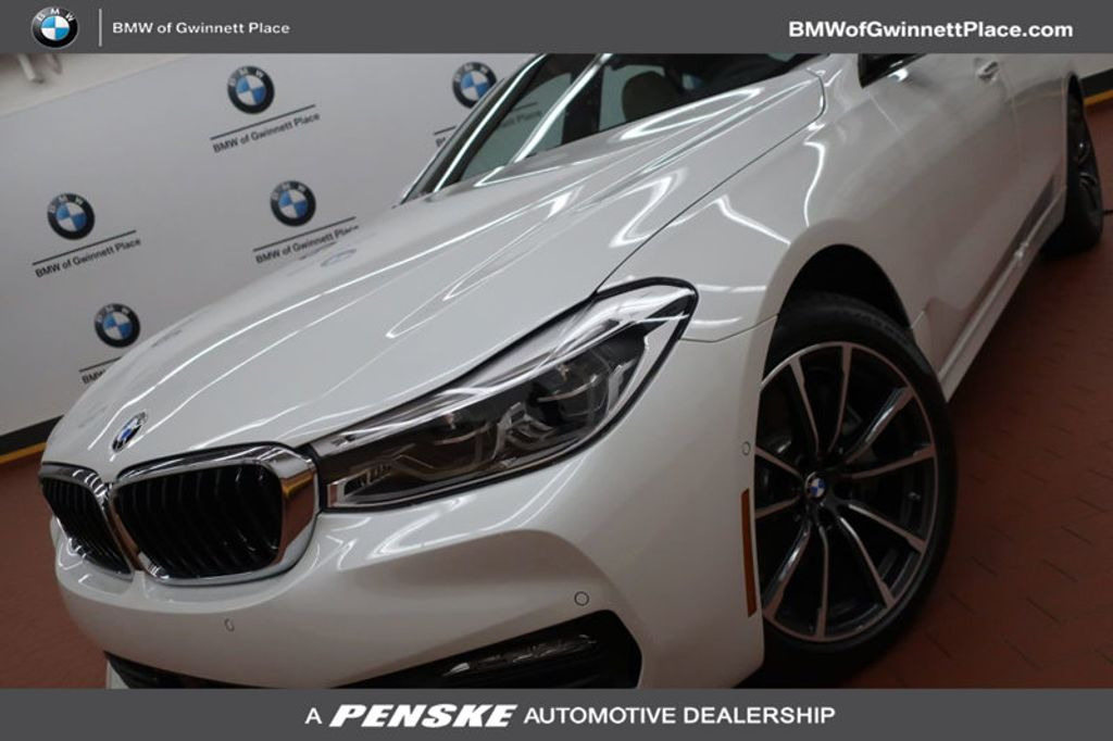 Dealer Video - 2018 BMW 6 Series 640i xDrive Gran Turismo - 17615140
