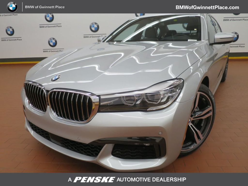 Dealer Video - 2018 BMW 7 Series 740i - 16569430