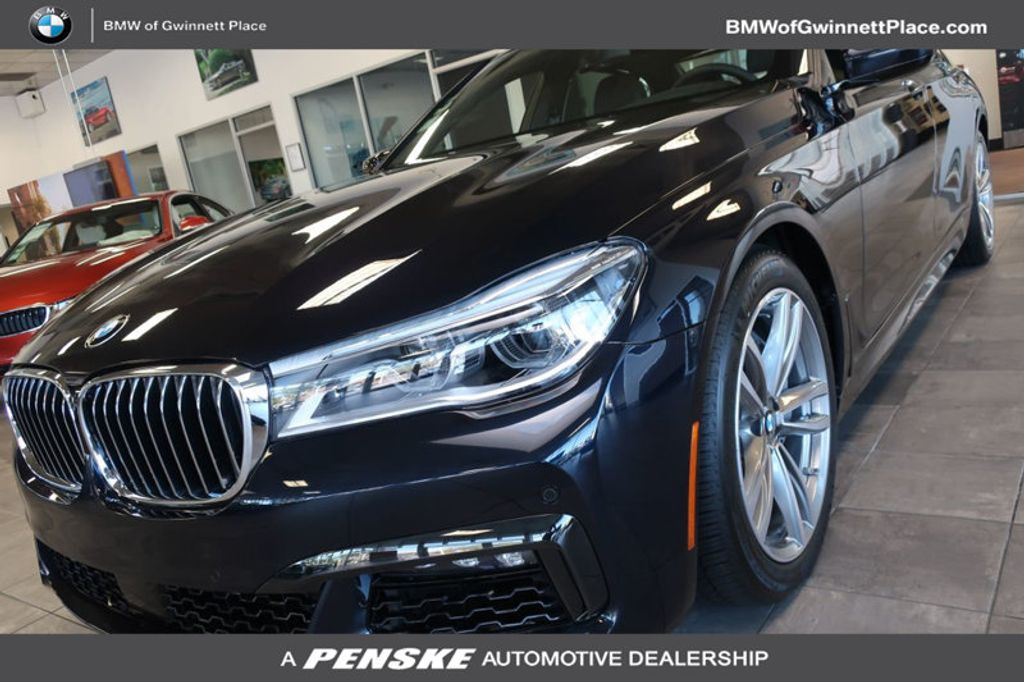 2018 BMW 7 Series 750i xDrive - 17067470 - 0