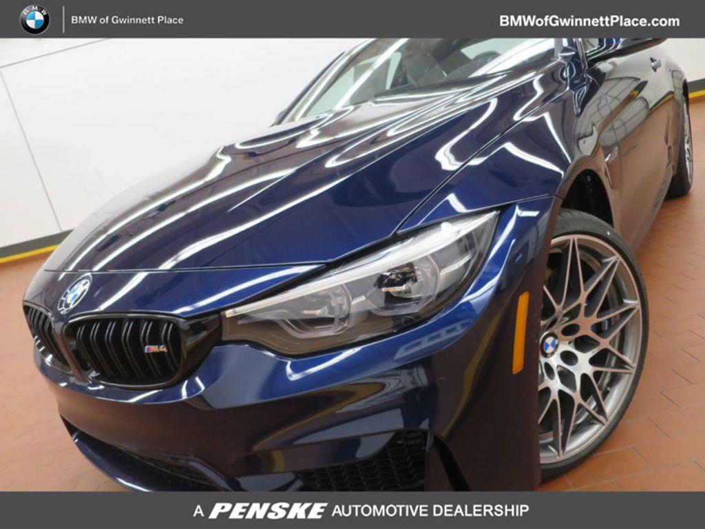 2018 BMW M4 18 BMW M4 CPE 2DR CPE - 16355413 - 0