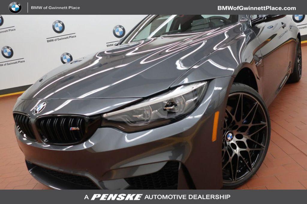 2018 BMW M4 CPE 2DR CPE - 17142493 - 0