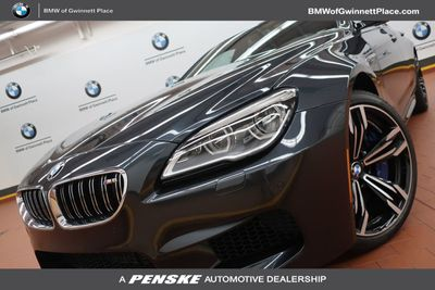 2018 BMW M6