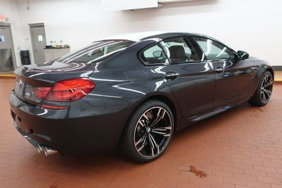 2018 BMW M6 Gran Sedan - Click to see full-size photo viewer
