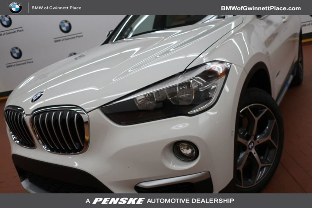 Dealer Video - 2018 BMW X1 sDrive28i Sports Activity Vehicle - 16805361