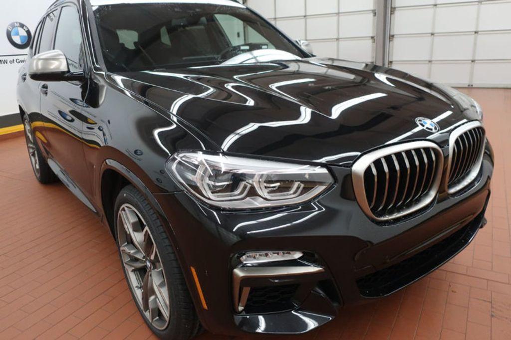 2018 BMW X3 M40i Sports Activity Vehicle - 17400535 - 7