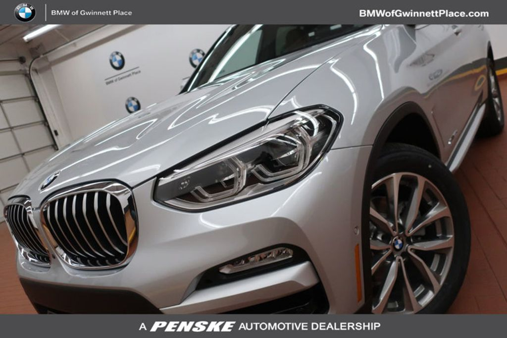 Dealer Video - 2018 BMW X3 xDrive30i Sports Activity Vehicle - 17299744