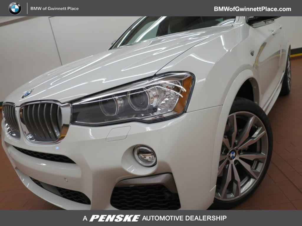 2018 BMW X4 M40I M40i Sports Activity - 16301755 - 0