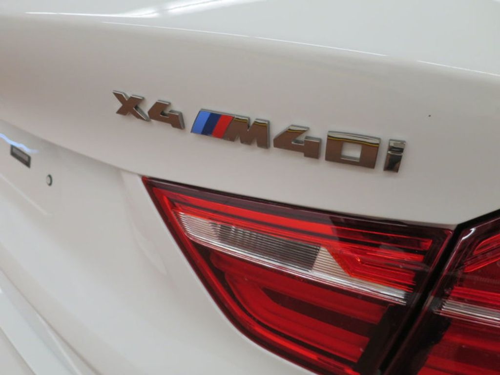 2018 BMW X4 M40I M40i Sports Activity - 16301755 - 22