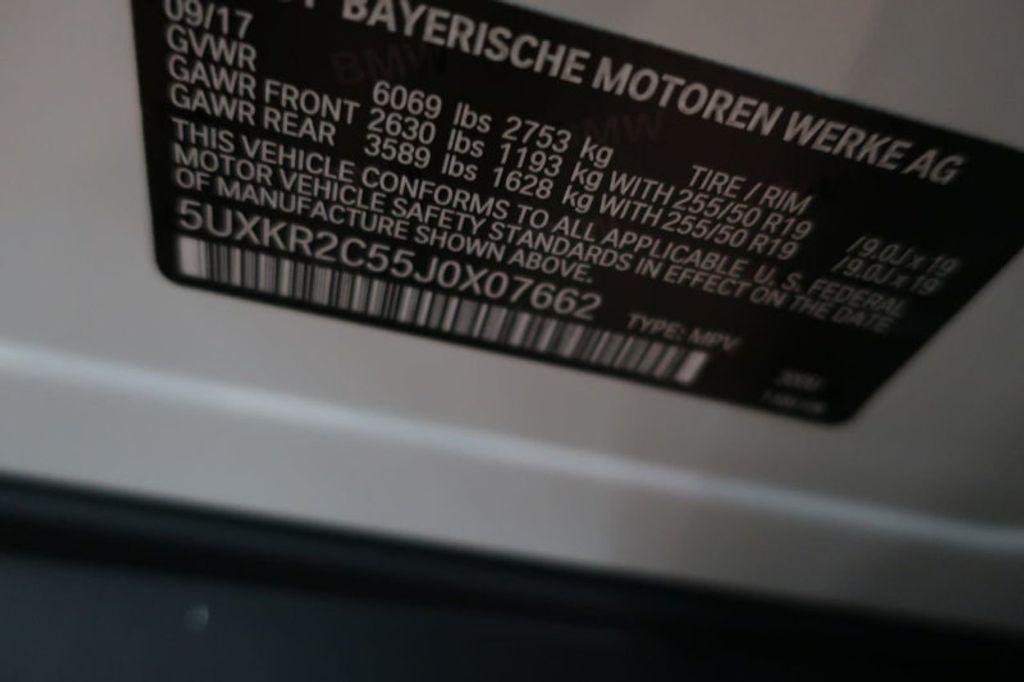2018 BMW X5 sDrive35i Sports Activity Vehicle - 16862998 - 31