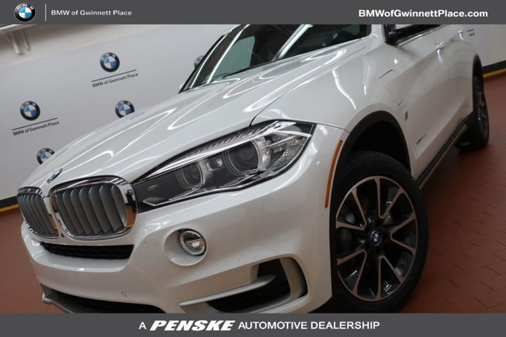 2018 BMW X5 xDrive40e iPerformance Sports Activity Vehicle - 17811814 - 0