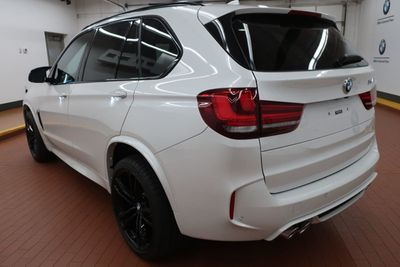 2018 BMW X5 M Sports Activity Vehicle SAV - Click to see full-size photo viewer