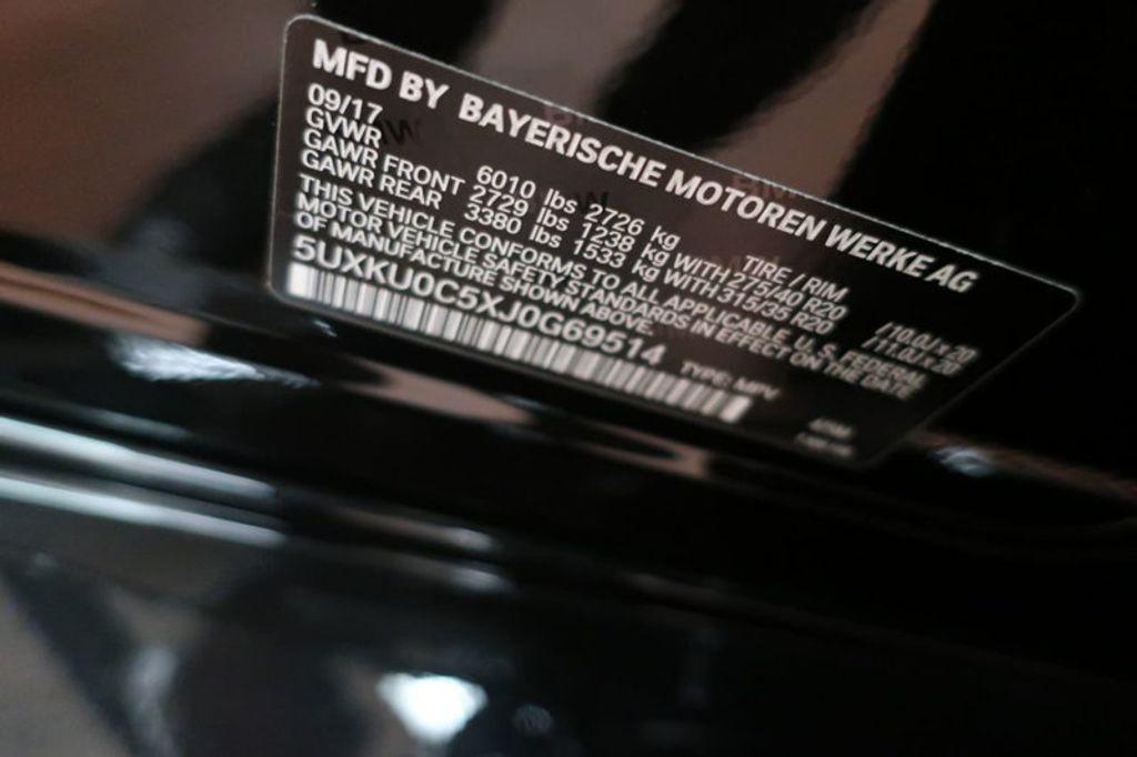 2018 BMW X6 sDrive35i Sports Activity - 16863004 - 31