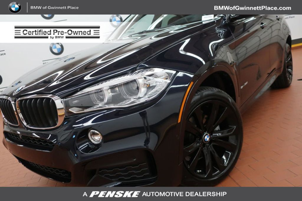 2018 BMW X6 sDrive35i Sports Activity - 17167619 - 0