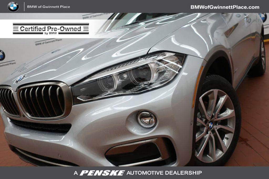 2018 BMW X6 sDrive35i Sports Activity - 17172117 - 0