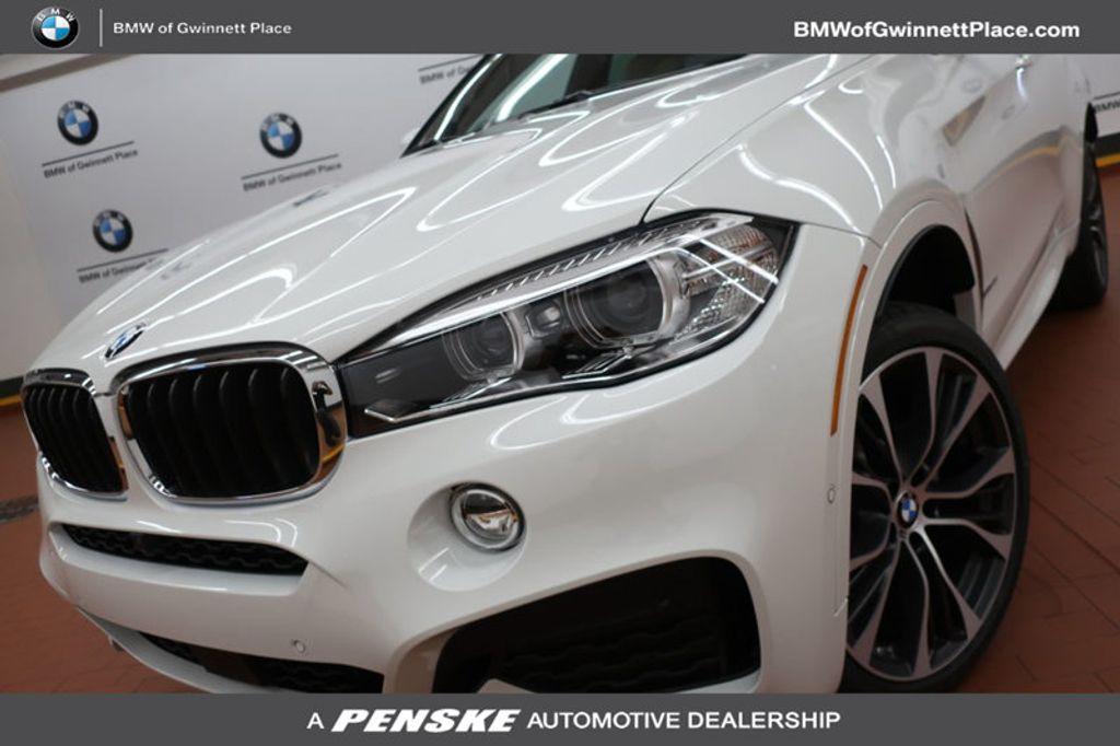 2018 BMW X6 xDrive35i Sports Activity - 16879213 - 0