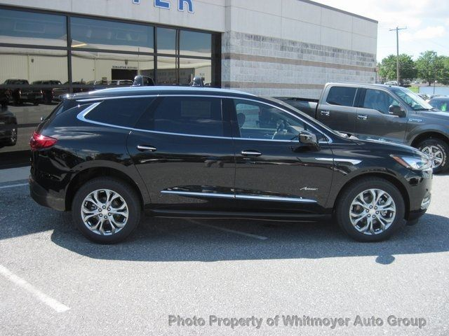 2018 New Buick Enclave Awd 4dr Avenir At Whitmoyer Auto