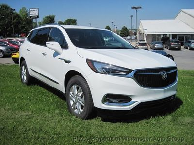 2018 Buick Enclave FWD 4dr Essence - Click to see full-size photo viewer