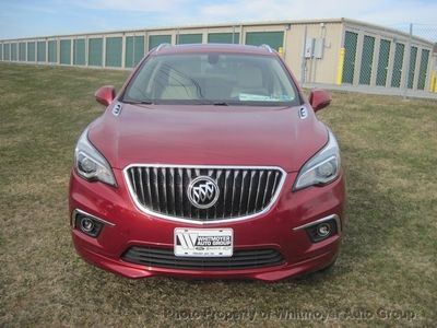 2018 Buick Envision AWD 4dr Essence - Click to see full-size photo viewer