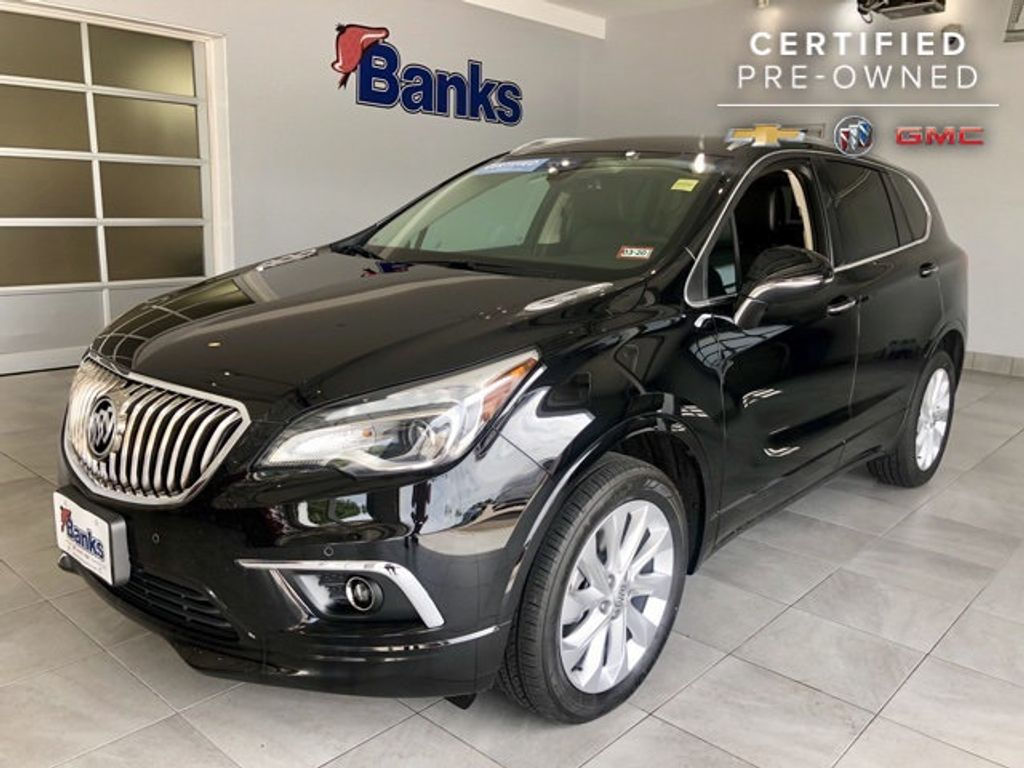 2018 New Buick Envision AWD Premium at Banks Chevy Serving ...
