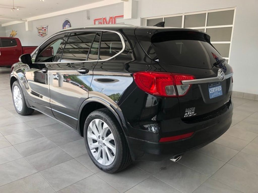 2018 Buick Envision AWD Premium - 17265191 - 2