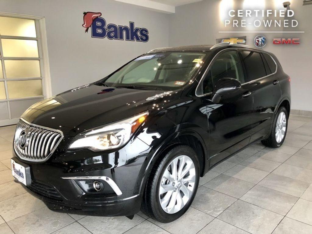 2018 Buick Envision AWD Premium - 17265211 - 0