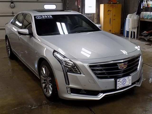 2018 Cadillac CT6 4dr Sdn 3.6L Luxury AWD - 18249930 - 0