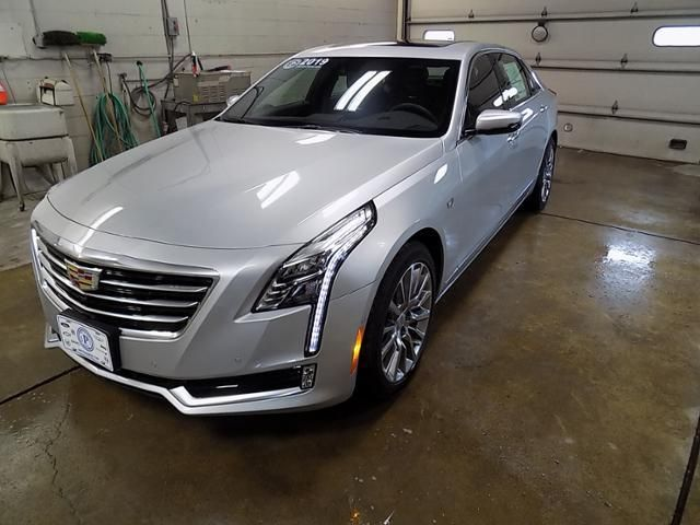 2018 Cadillac CT6 4dr Sdn 3.6L Luxury AWD - 18249930 - 23