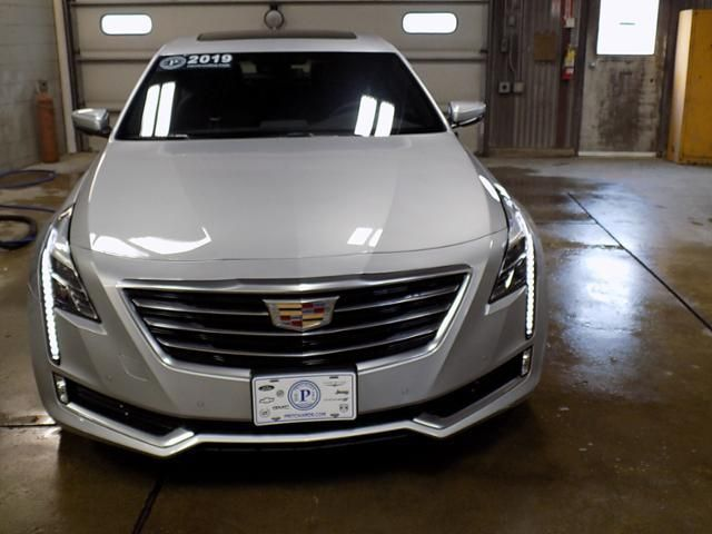 2018 Cadillac CT6 4dr Sdn 3.6L Luxury AWD - 18249930 - 24