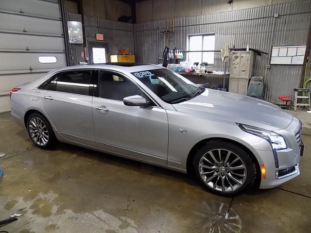 2018 Cadillac CT6 4dr Sdn 3.6L Luxury AWD - 18249930 - 3