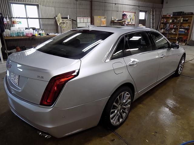 2018 Cadillac CT6 4dr Sdn 3.6L Luxury AWD - 18249930 - 4