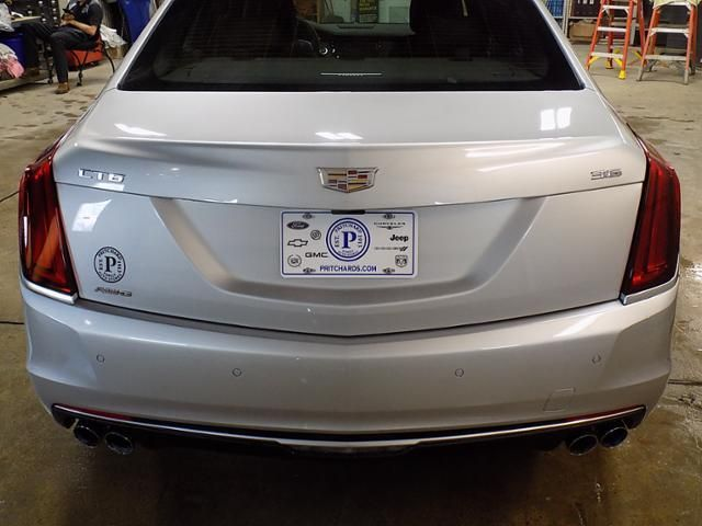 2018 Cadillac CT6 4dr Sdn 3.6L Luxury AWD - 18249930 - 5