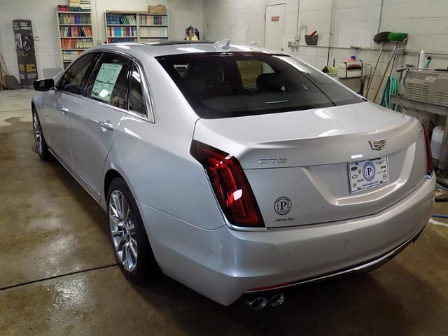 2018 Cadillac CT6 4dr Sdn 3.6L Luxury AWD - 18249930 - 7