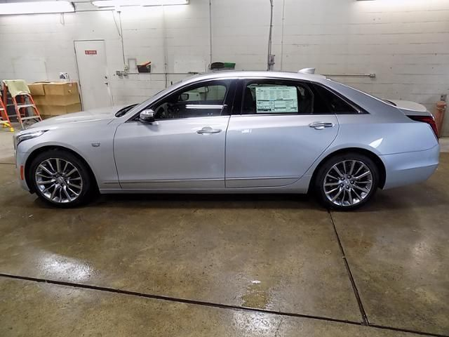 2018 Cadillac CT6 4dr Sdn 3.6L Luxury AWD - 18249930 - 8