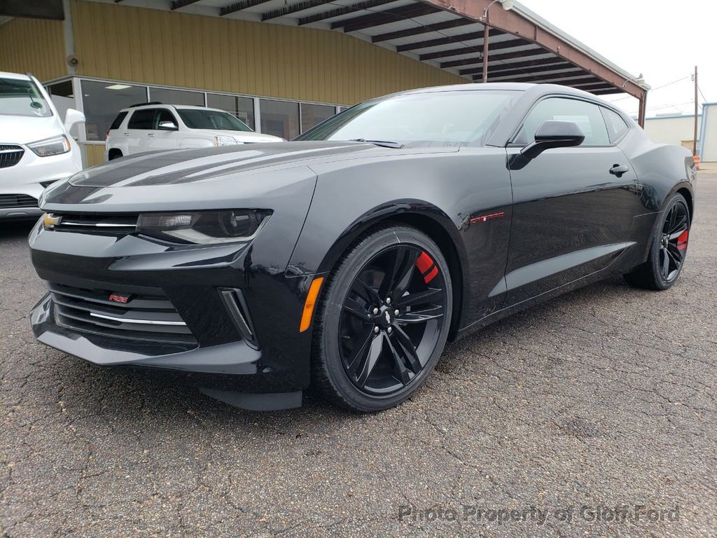 Dealer Video - 2018 Chevrolet Camaro RALLY SPORT - 18496924